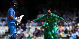 Mohammad Amir vs Virat Kohli