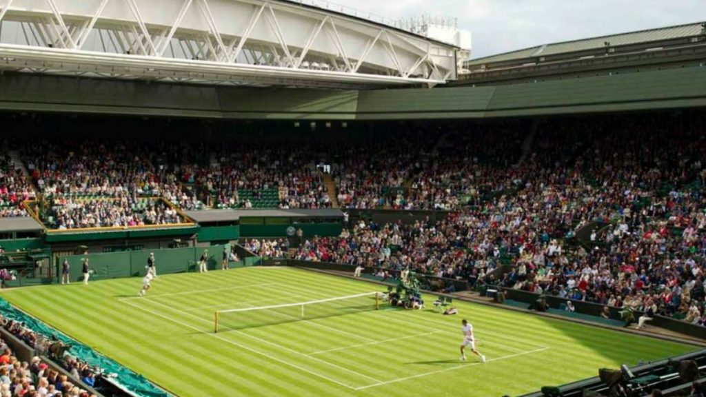 Wimbledon Court - FirstSportz