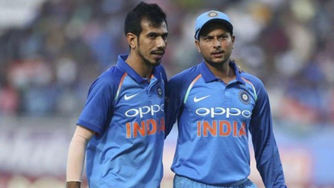 Yuzvendra Chahal and Kuldeep Chahal in india team for sri lanka tour