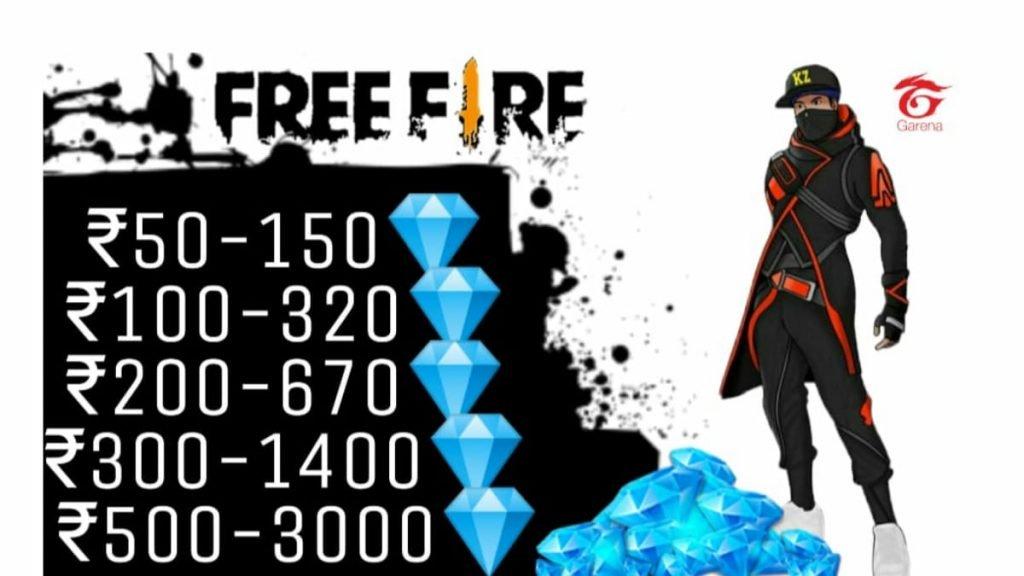 free fire diamond op up - FirstSportz