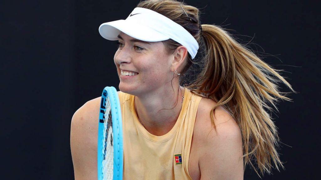 maria Sharapova - FirstSportz