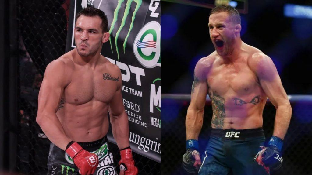 Michael Chandler vs Justin Gaethje set for UFC 257? » FirstSportz