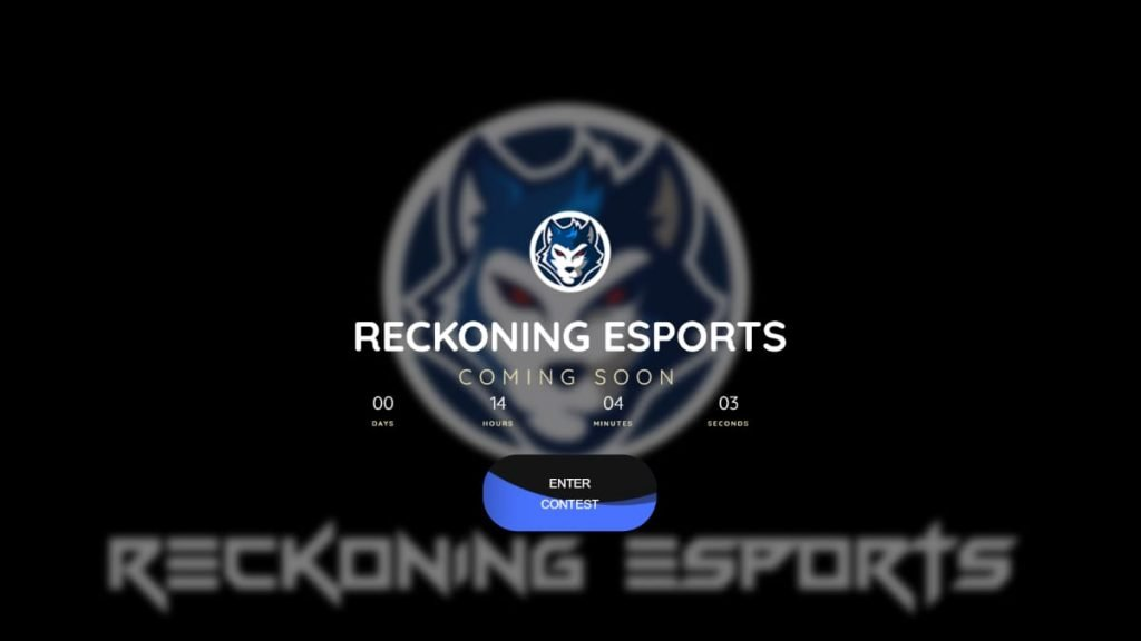reckoning esports - FirstSportz