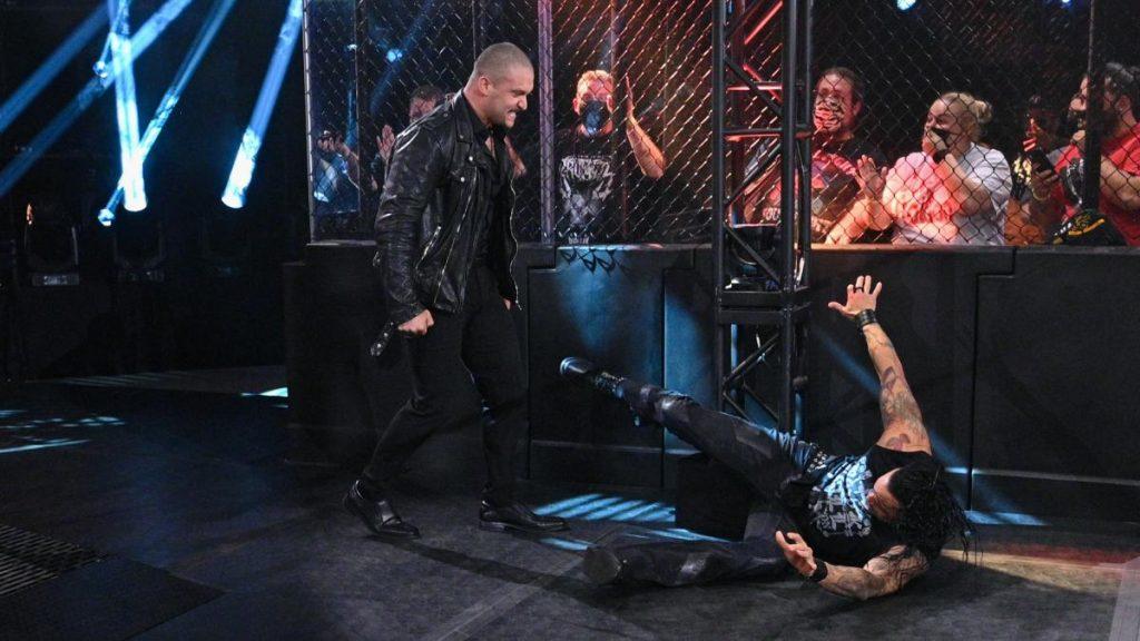 Karrion Kross returns to WWE NXT; attacks Damian Priest » FirstSportz