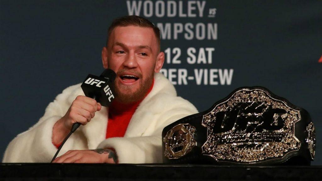 Conor McGregor trash talking - FirstSportz