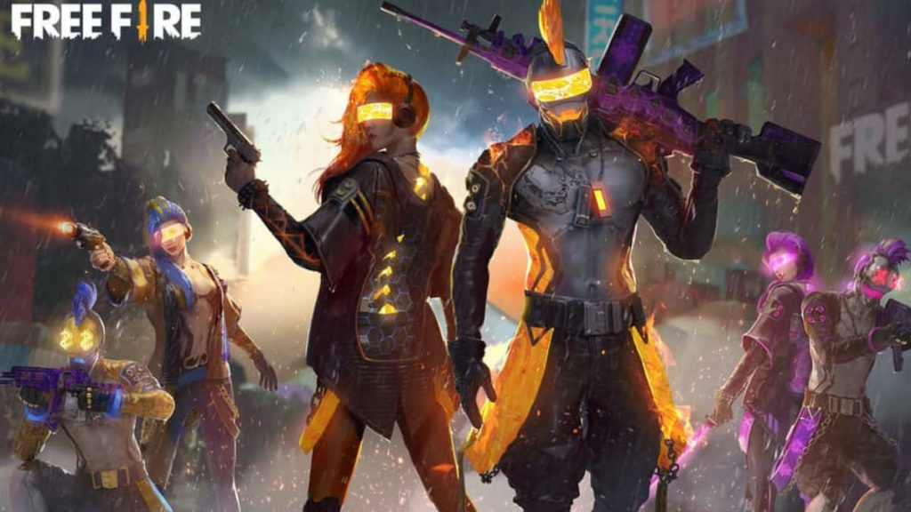 5 Best Free Fire Characters For 8000 Coins In January 2021 Firstsportz