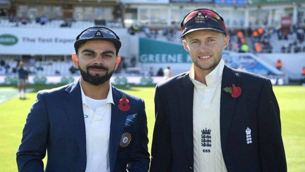 India vs England - FirstSportz