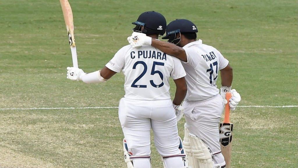 Pujara Pant - FirstSportz
