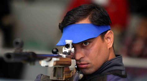 Sanjeev Rajput part of India's 50m Rifle Team
