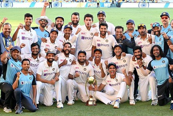 Team India - FirstSportz