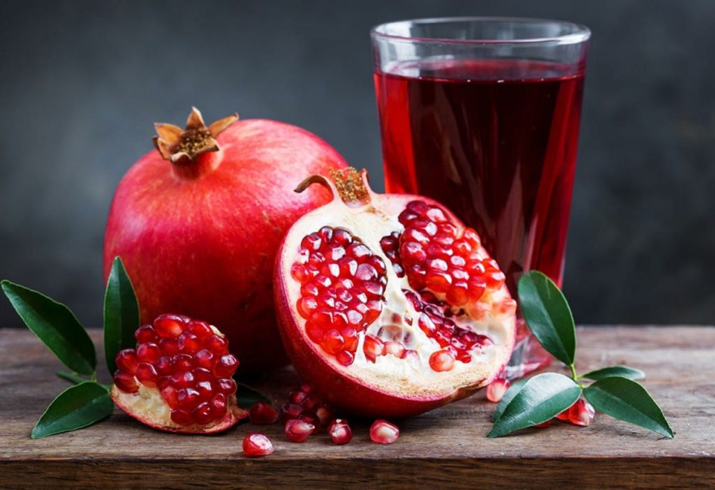 Important Health Benefits of Pomegranate