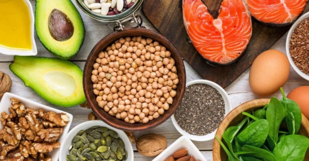 Food Sources and Benefits of Omega 3