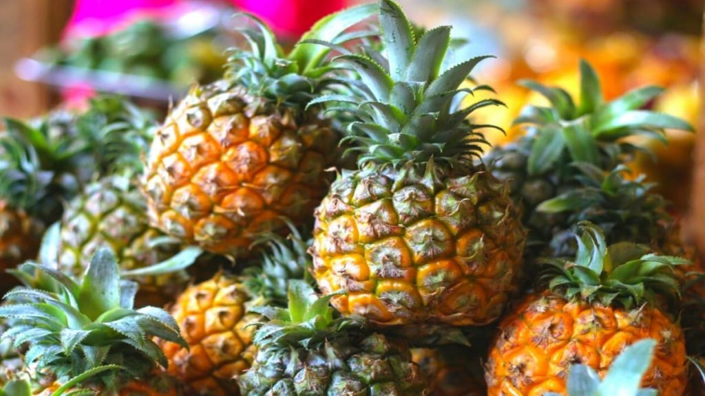Proven Health Benefits of Pineapple