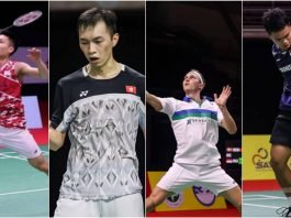 Thailand Open MS QF SF