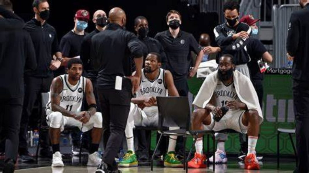 Kevin Durant on Brooklyn Nets