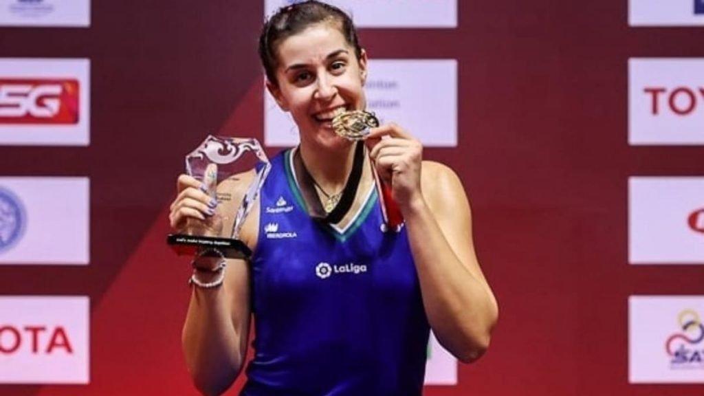 Carolina Marin Thailand Open