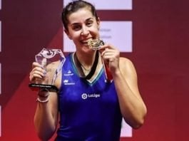 Carolina Marin Thailand Open