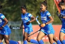 Indian womens junior hockey team