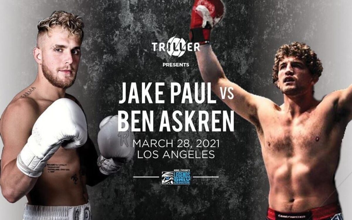 Twitter reacts to pro-boxing match announcement between ...