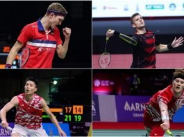Toyota Thailand Open MS semi-final