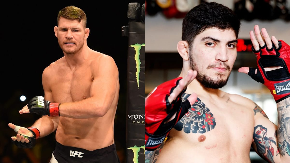 Michael Bisping and Dillon Danis have a nasty verbal spat on Twitter over Jake Paul training with Jorge Masvidal! » FirstSportz