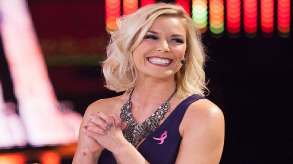 Renee Young Called By Paul Heyman To Be Back On WWE Talking Smack? 1