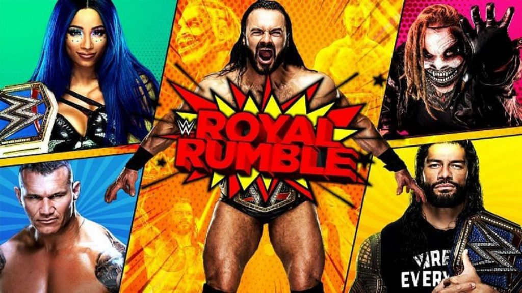 wwe royal rumble 2 - FirstSportz