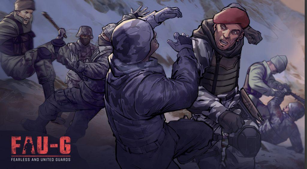 FAU-G Multiplayer mode