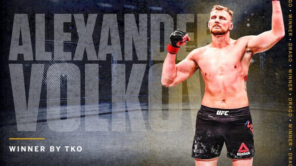 Alexander Volkov - FirstSportz