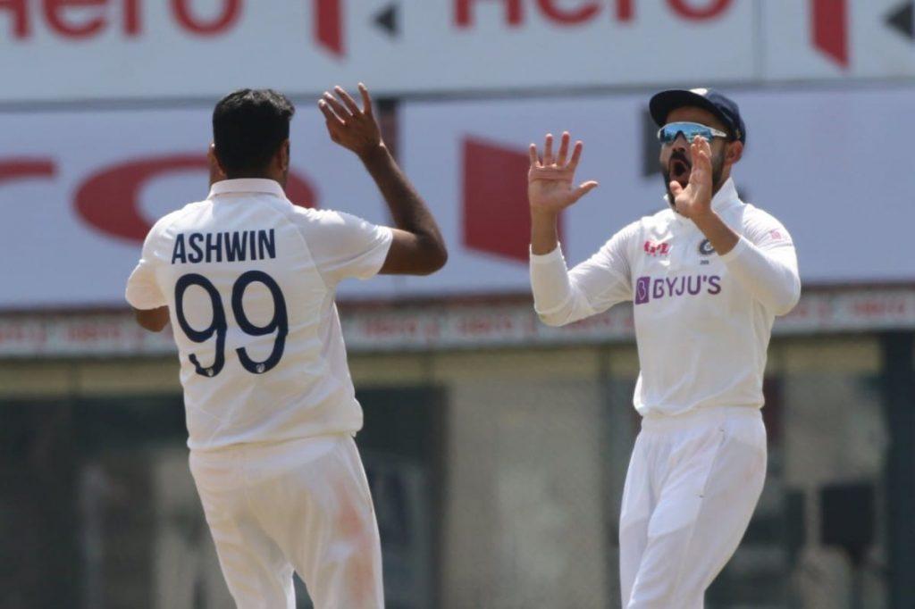 Ashwin 1 - FirstSportz