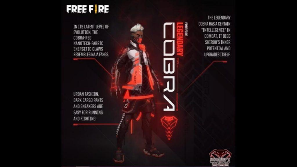 Cobra outfit 1 - FirstSportz