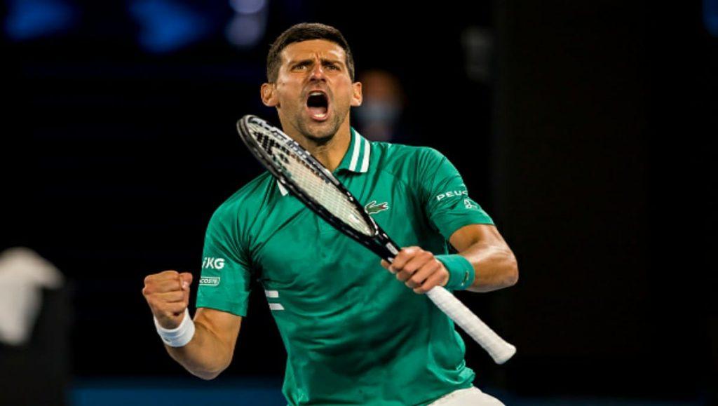 Djokovic 1 - FirstSportz