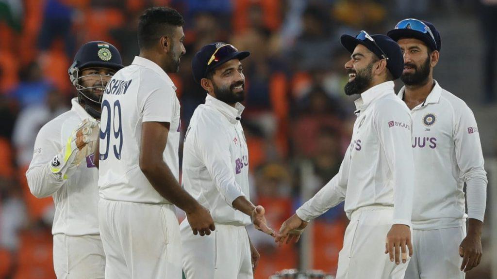 India 3 - FirstSportz