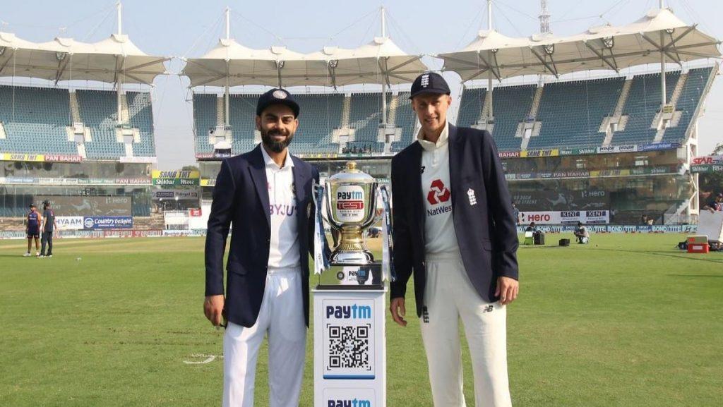 India vs England 2 - FirstSportz