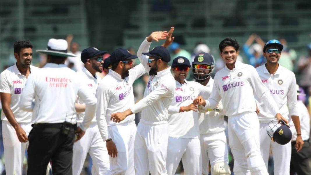 Indian Test Team