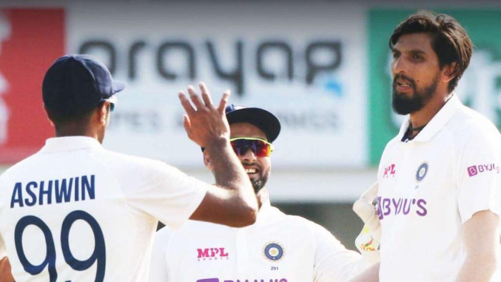 Ishant Ashwin - FirstSportz