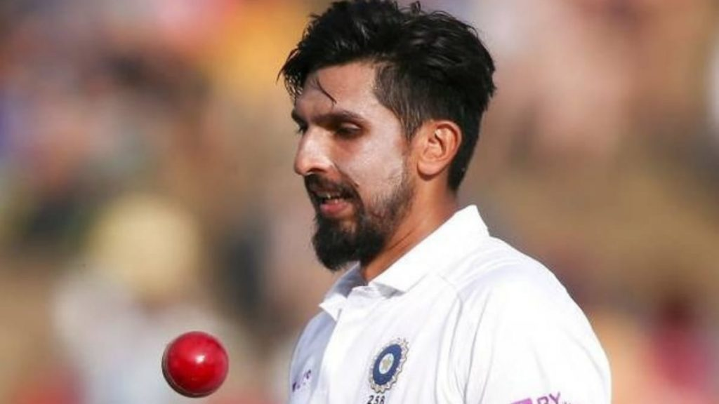 Ishant Sharma - FirstSportz