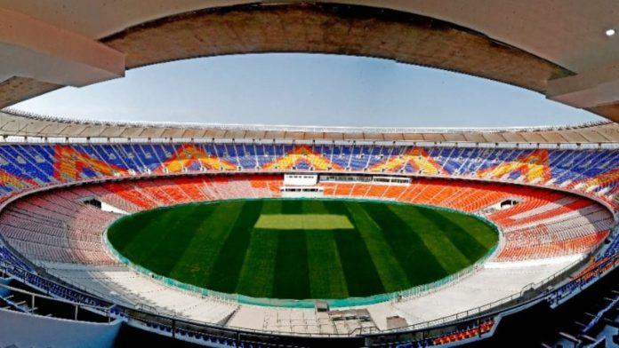 Narendra Modi Stadium Ahmedabad