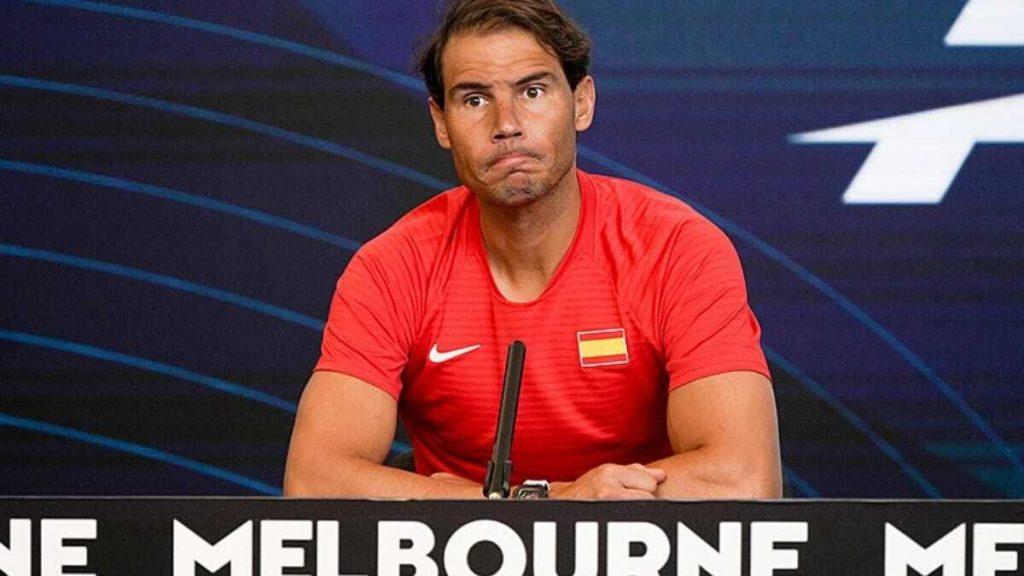 Rafael Nadal face 2 - FirstSportz