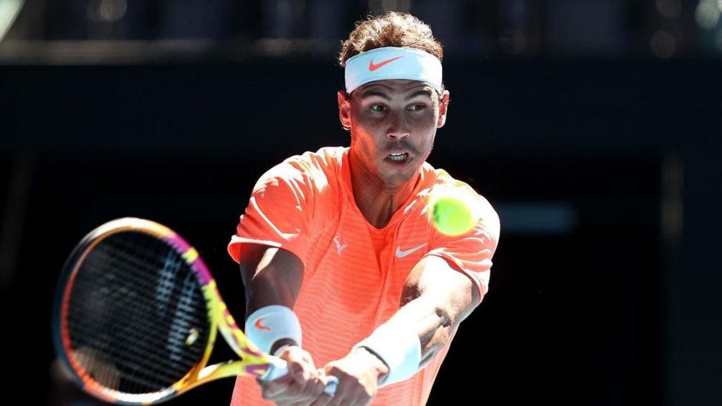 Rafael nadal 2021 Australian Open - FirstSportz