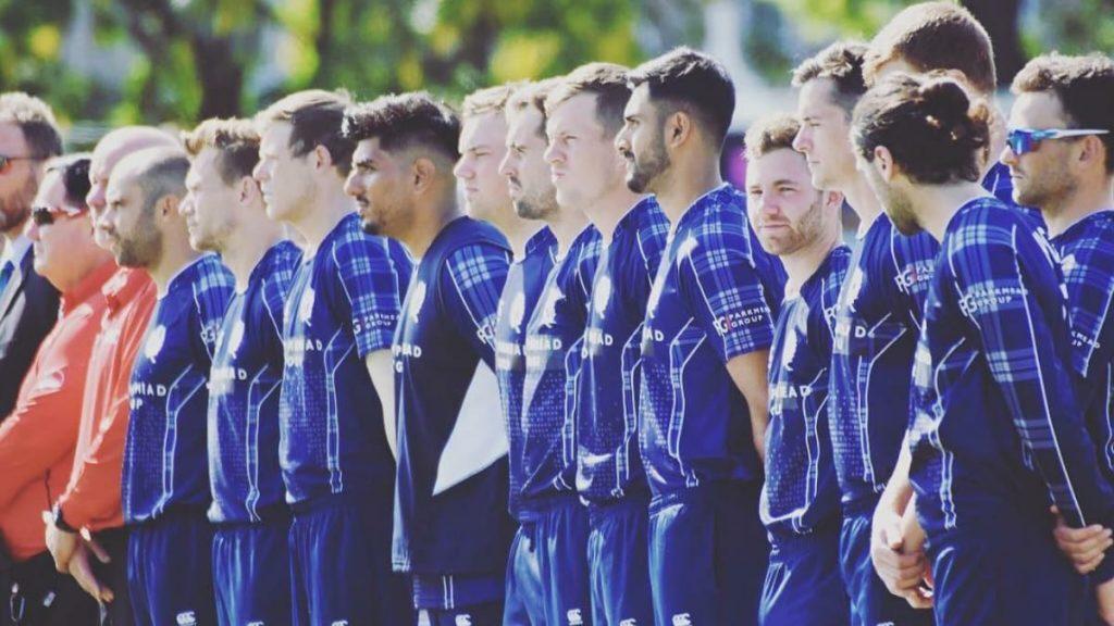 Scotland - FirstSportz
