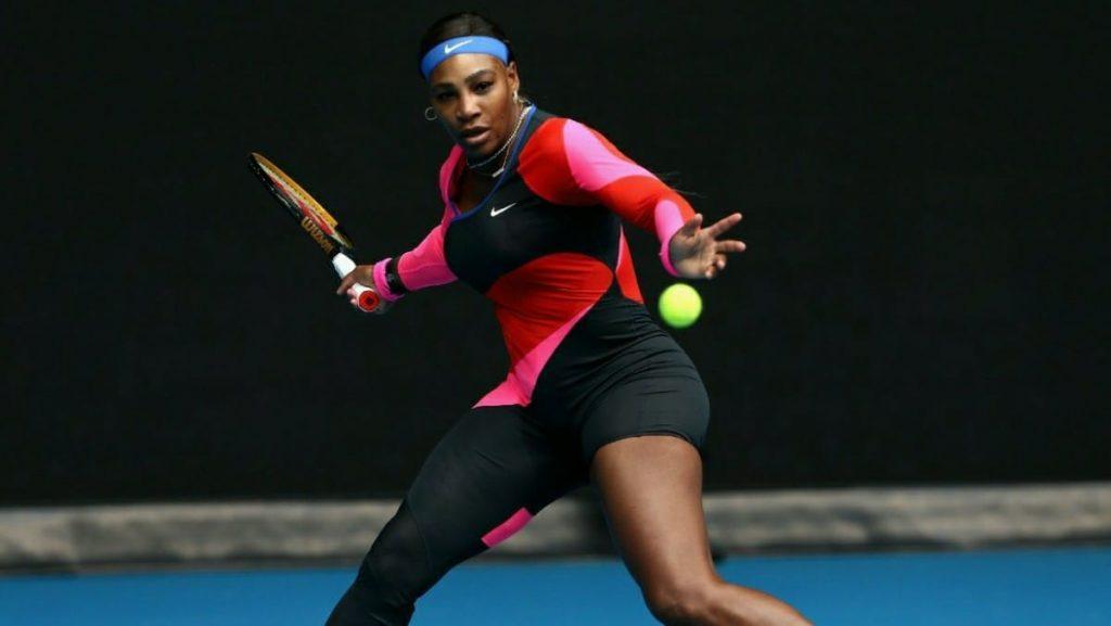 Serena Williams catsuit - FirstSportz