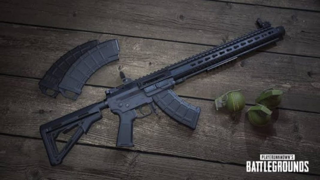 most effective weapons in Free Fire