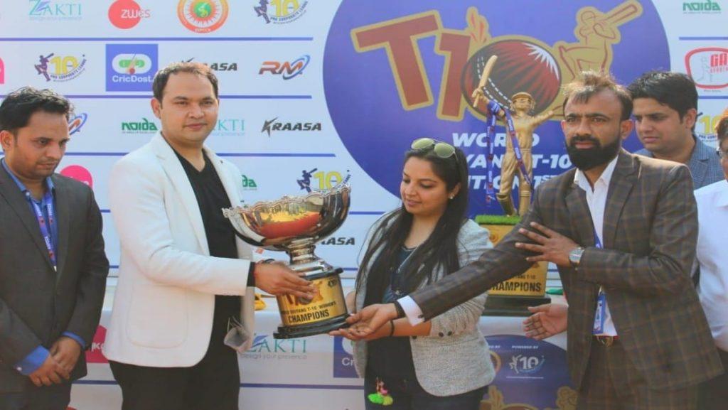 World Divyang T10 Trophy