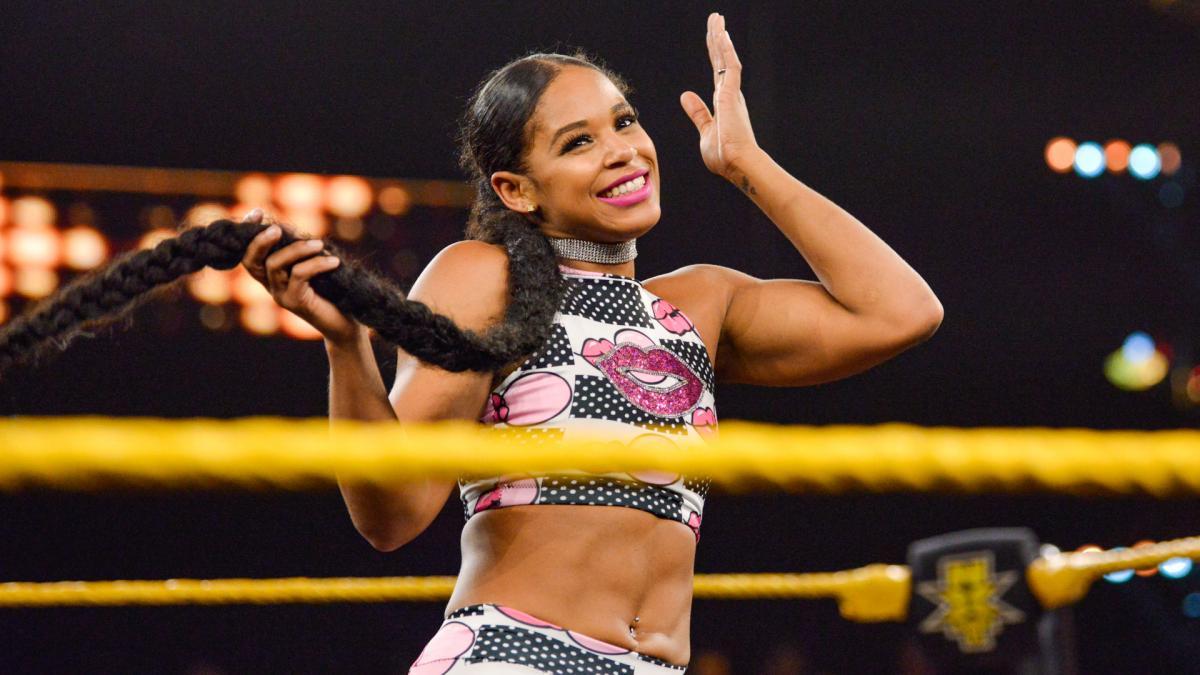 Aftermath Of Bianca Belair S Humongous Royal Rumble Win Firstsportz