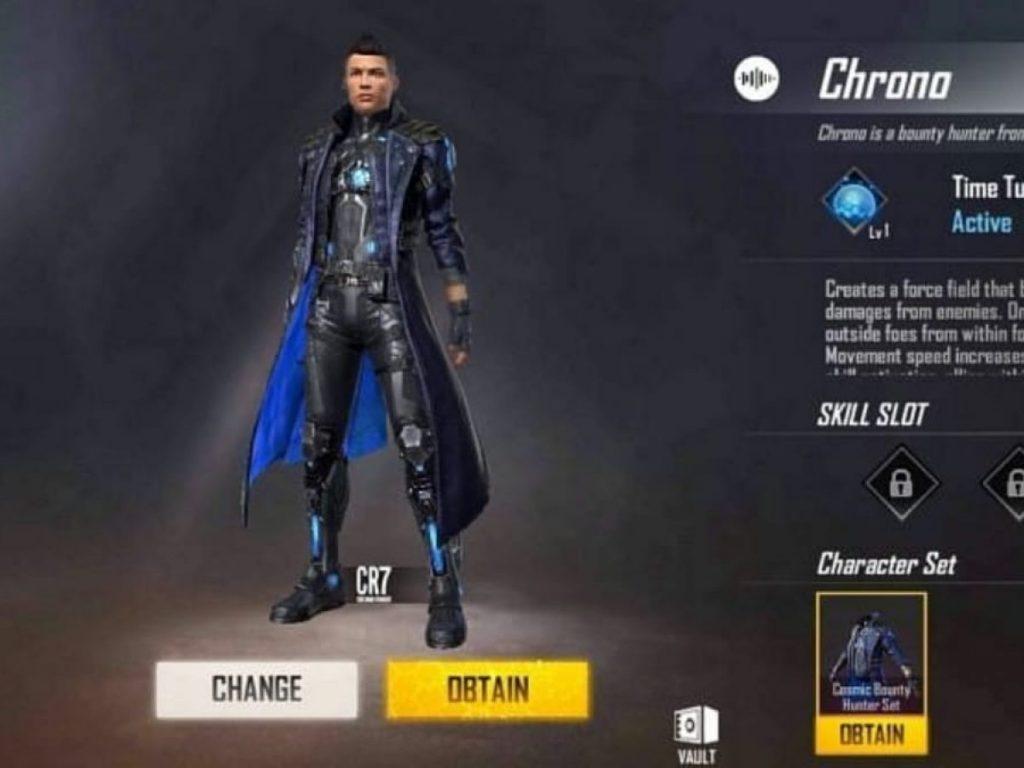 Chrono's Ability