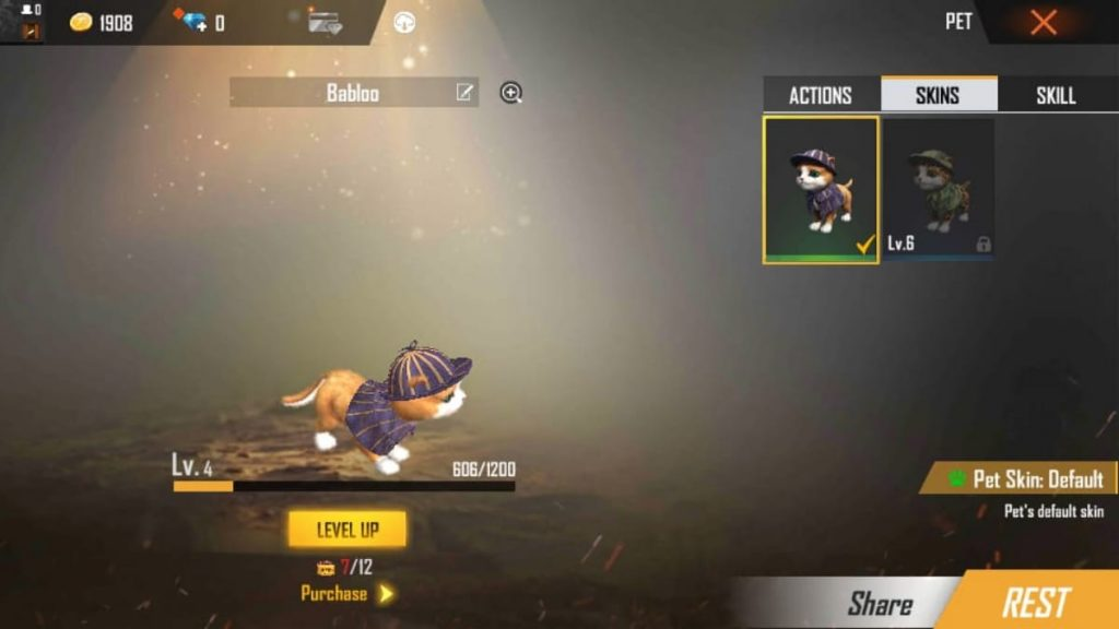 3 pets to be avoided in Free Fire