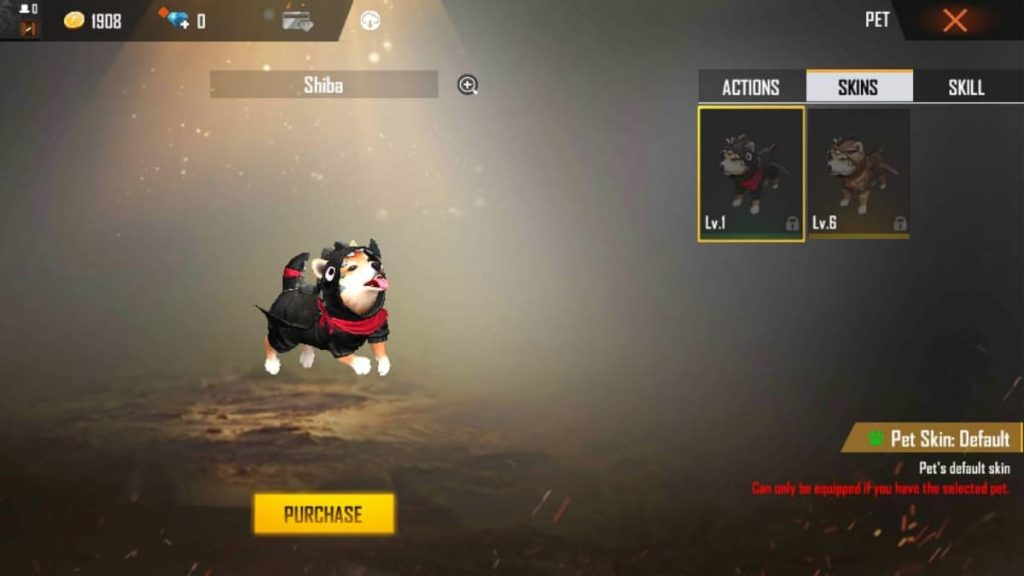 3 pets to be avoided in Free Fire in ranked