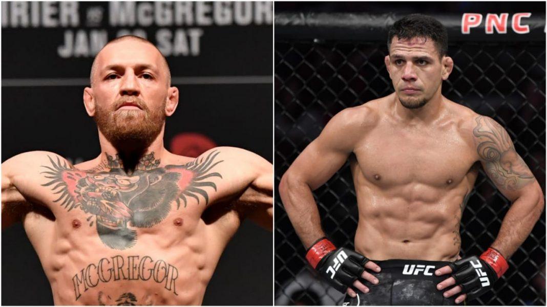 Conor McGregor vs Rafael Dos Anjos