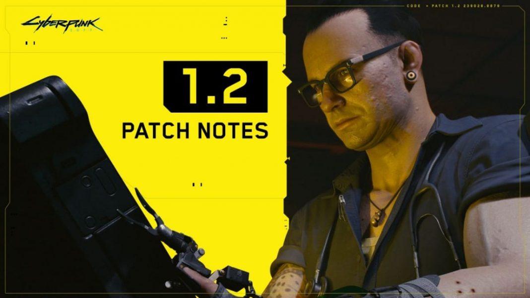 Cyberpunk 2077 patch 1.20